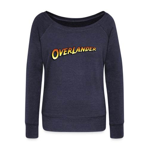 Overlander - Autonaut.com - Women's Boat Neck Long Sleeve Top