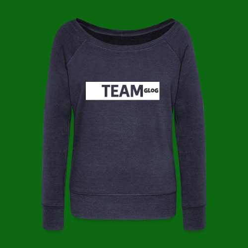 Team Glog - Women's Boat Neck Long Sleeve Top