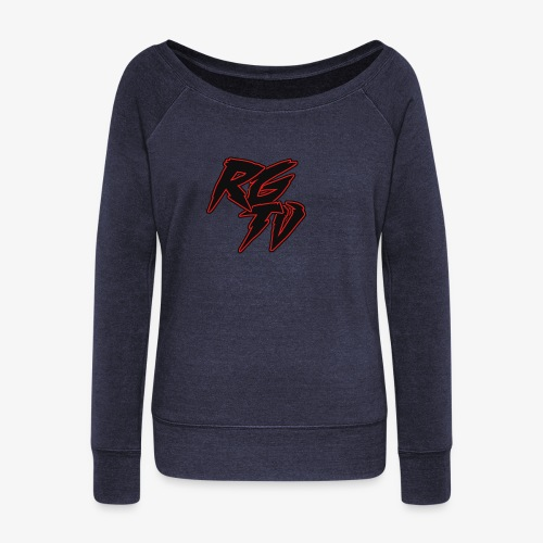 RGTV 2 - Women's Boat Neck Long Sleeve Top