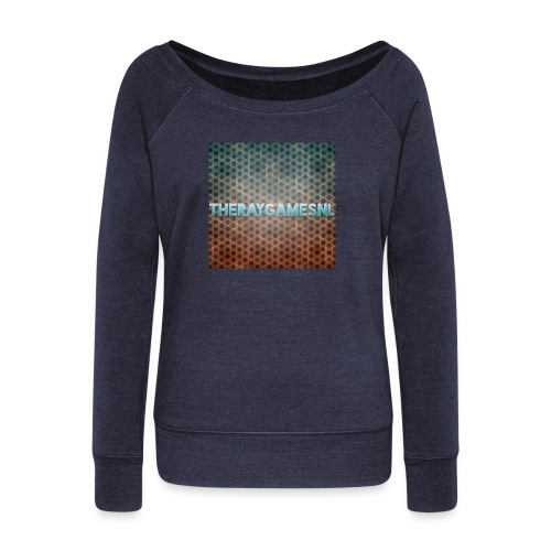 TheRayGames Merch - Women's Boat Neck Long Sleeve Top