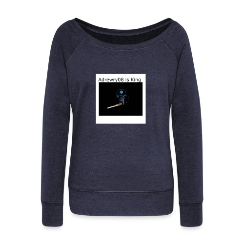 Archie Is Gay - Women's Boat Neck Long Sleeve Top