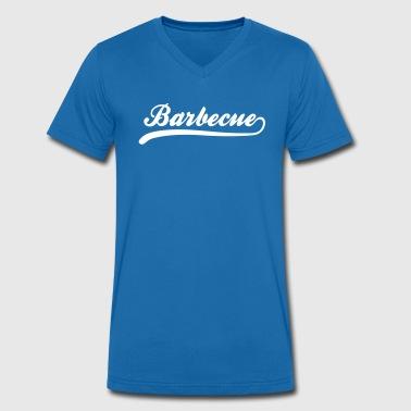 Barbecue  - Männer Bio-T-Shirt mit V-Ausschnitt von Stanley & Stella