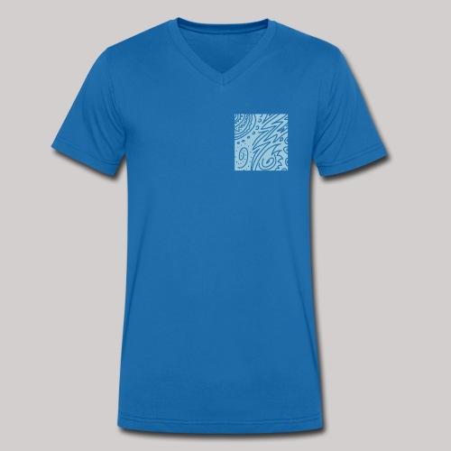 SO S1D1 - Mannen bio T-shirt met V-hals van Stanley & Stella