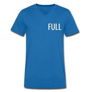 FULL SQUAD IMAGEN - Camiseta ecológica hombre con cuello de pico de Stanley & Stella