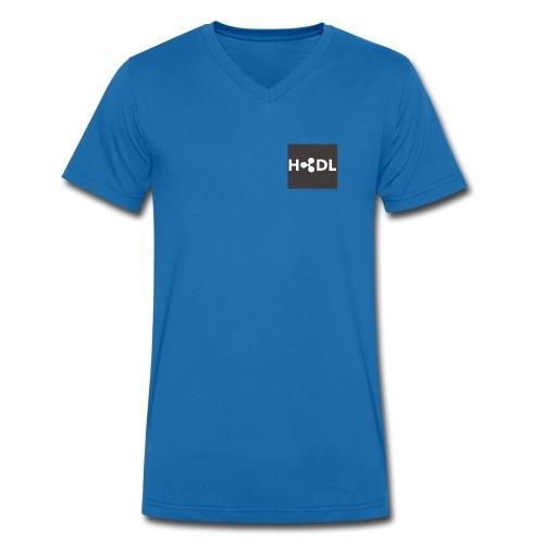 Hodl - T-shirt bio col V Stanley & Stella Homme