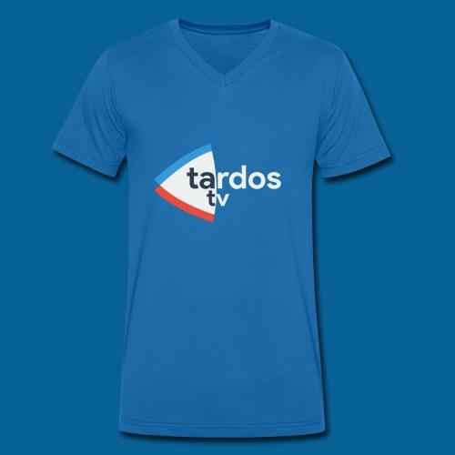 Tardos TV Logo version 2 - T-shirt bio col V Stanley & Stella Homme