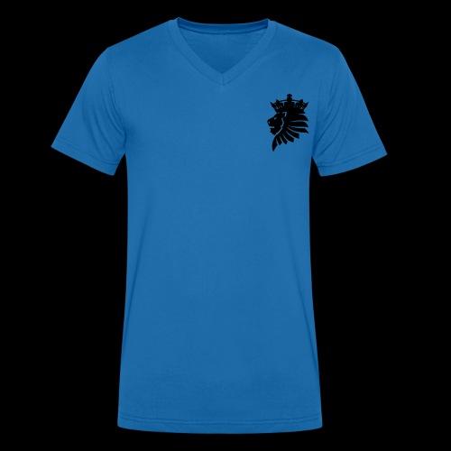 Mafia King - Men's Organic V-Neck T-Shirt by Stanley & Stella