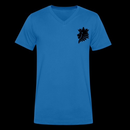 Mafia King - Men's Organic V-Neck T-Shirt by Stanley & Stella