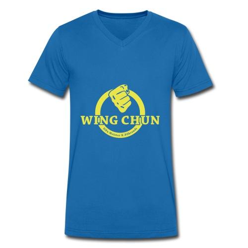 WCVD - Männer Bio-T-Shirt mit V-Ausschnitt von Stanley & Stella