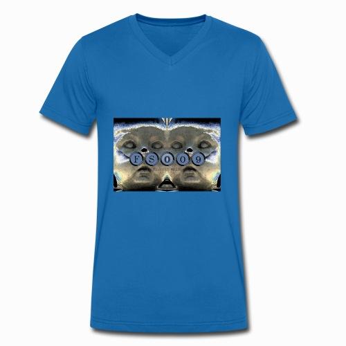 baby madrid ii - Men's Organic V-Neck T-Shirt by Stanley & Stella