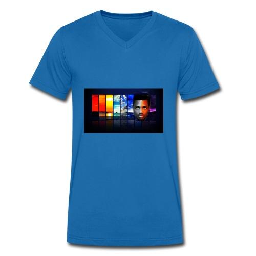 J.mjean officiel - T-shirt bio col V Stanley & Stella Homme