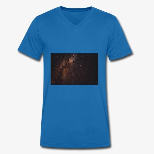 astronomie der Sterne - Männer Bio-T-Shirt mit V-Ausschnitt von Stanley & Stella
