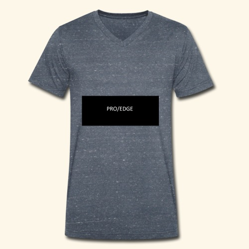 Pro/Edge - Männer Bio-T-Shirt mit V-Ausschnitt von Stanley & Stella