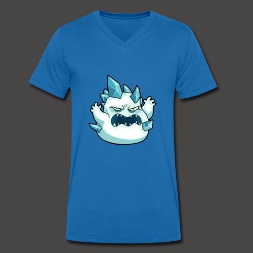 Classic SmashIce - Männer Bio-T-Shirt mit V-Ausschnitt von Stanley & Stella