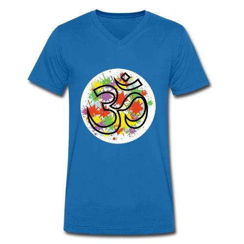 om - T-shirt bio col V Stanley & Stella Homme