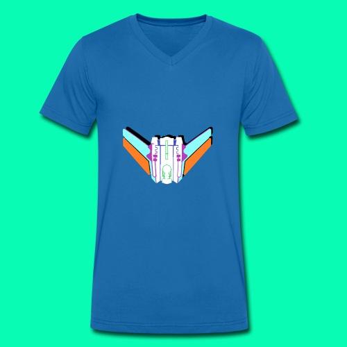 Wingman - Männer Bio-T-Shirt mit V-Ausschnitt von Stanley & Stella