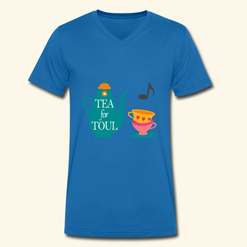 Tea for Toul - T-shirt bio col V Stanley & Stella Homme