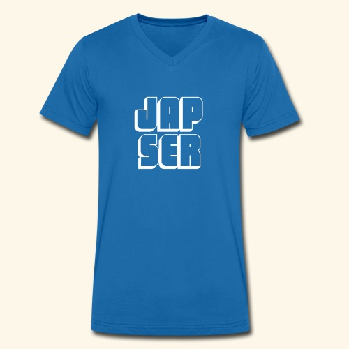 Japser 2 - Men's Organic V-Neck T-Shirt by Stanley & Stella