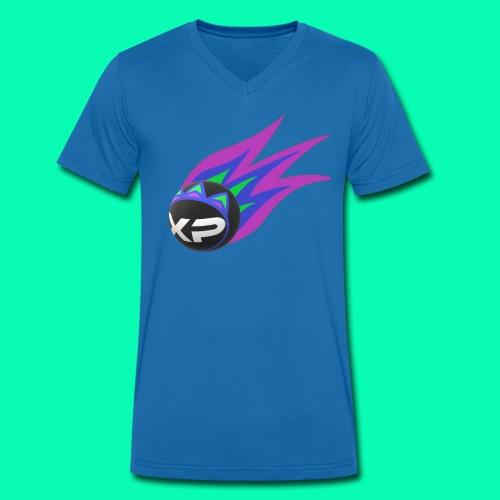 XP - Asteroid - Männer Bio-T-Shirt mit V-Ausschnitt von Stanley & Stella