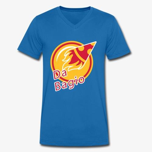 Da Bagio - Gute Qualität - Männer Bio-T-Shirt mit V-Ausschnitt von Stanley & Stella