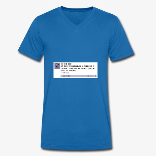 från en av mina gmmla appar - Ekologisk T-shirt med V-ringning herr från Stanley & Stella