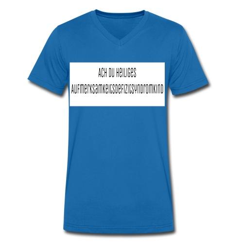 Aufmerksamkeitsdefizitsydromkind - Männer Bio-T-Shirt mit V-Ausschnitt von Stanley & Stella