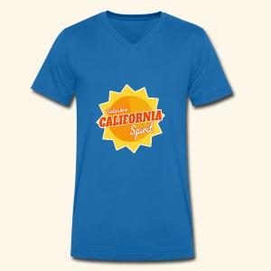 California Spirit Radioshow - T-shirt bio col V Stanley & Stella Homme