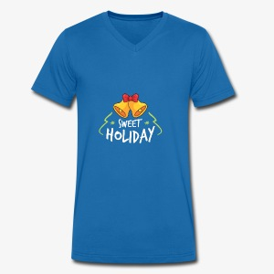 Sweet Holiday - T-shirt bio col V Stanley & Stella Homme