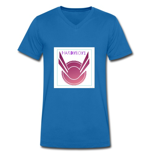 Hardyboy1 - Men's Organic V-Neck T-Shirt by Stanley & Stella