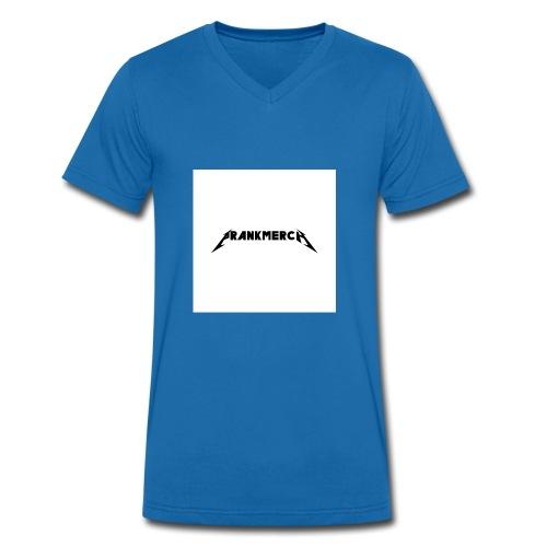 team prankhaft - Männer Bio-T-Shirt mit V-Ausschnitt von Stanley & Stella