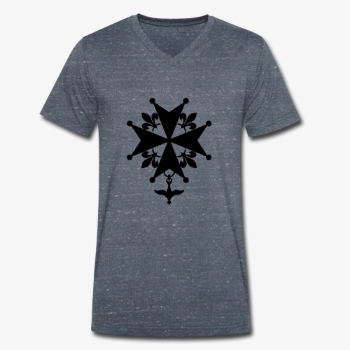 protestant - T-shirt bio col V Stanley & Stella Homme