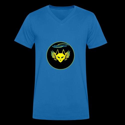 Legendary - Männer Bio-T-Shirt mit V-Ausschnitt von Stanley & Stella