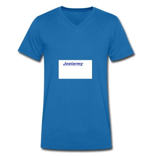 Joelarmy - Männer Bio-T-Shirt mit V-Ausschnitt von Stanley & Stella