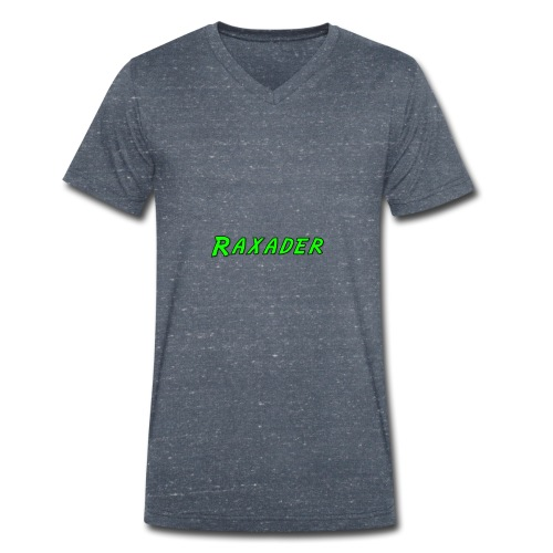 Raxader Original - Men's Organic V-Neck T-Shirt by Stanley & Stella
