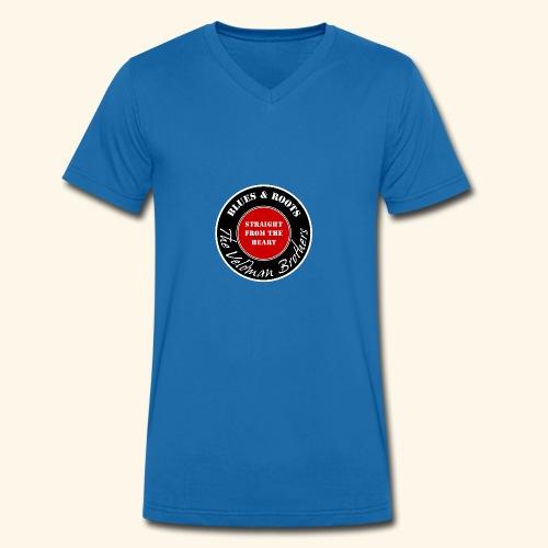 The Veldman Brothers - Mannen bio T-shirt met V-hals van Stanley & Stella