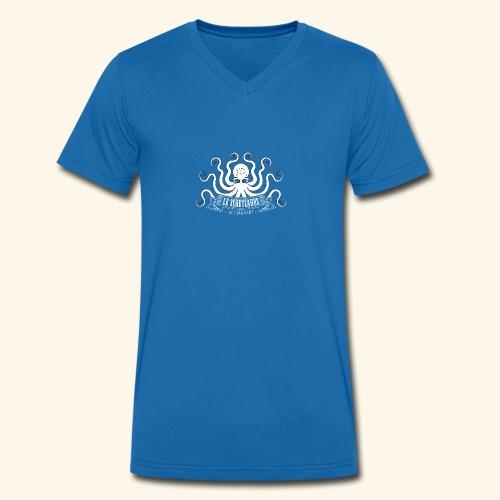 Schetzakarken - T-shirt bio col V Stanley & Stella Homme