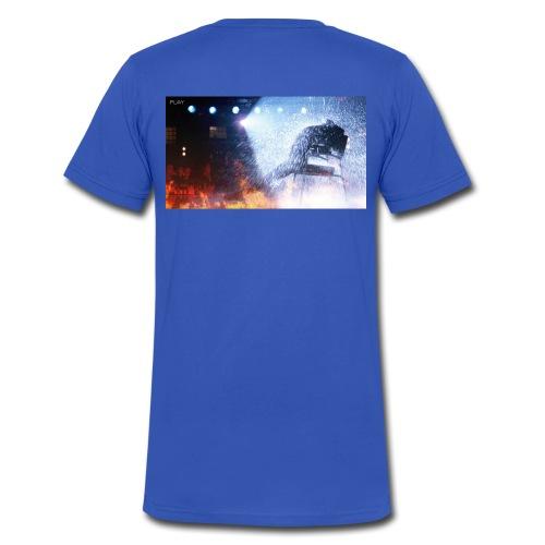 flashdance 2 0 - Männer Bio-T-Shirt mit V-Ausschnitt von Stanley & Stella