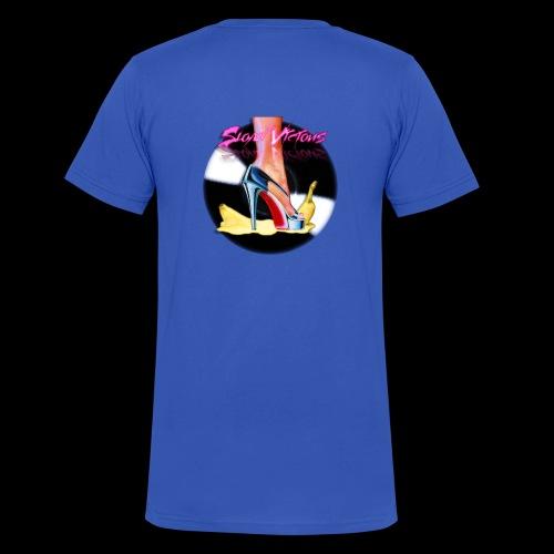 Sloan Vicious Hot Vinyl - T-shirt bio col V Stanley & Stella Homme