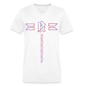 Djekkins First Design - T-shirt bio col V Stanley & Stella Homme