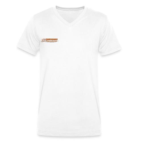 StuwoDu -Offiziell - Männer Bio-T-Shirt mit V-Ausschnitt von Stanley & Stella