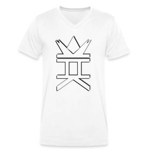 HelzbaK's Vertical - T-shirt bio col V Stanley & Stella Homme