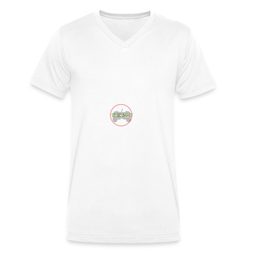 MKT - Men's Organic V-Neck T-Shirt by Stanley & Stella
