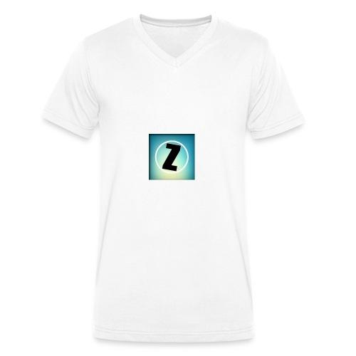 ZharkJr's webbshop - Ekologisk T-shirt med V-ringning herr från Stanley & Stella
