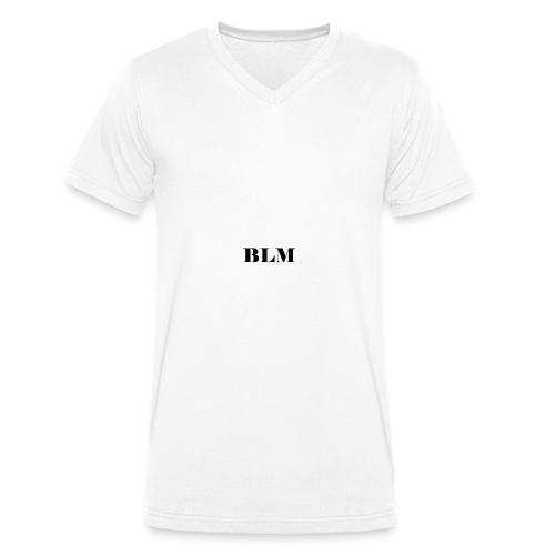 BLM - T-shirt bio col V Stanley & Stella Homme