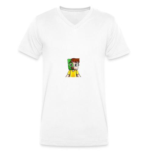 Meme - Männer Bio-T-Shirt mit V-Ausschnitt von Stanley & Stella