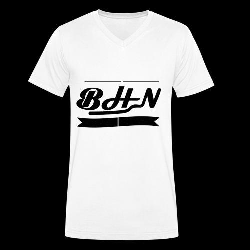 BHN - T-shirt bio col V Stanley & Stella Homme