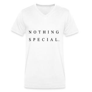 Nothing Special - Männer Bio-T-Shirt mit V-Ausschnitt von Stanley & Stella