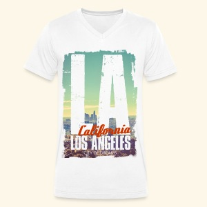 City of dreams - T-shirt bio col V Stanley & Stella Homme