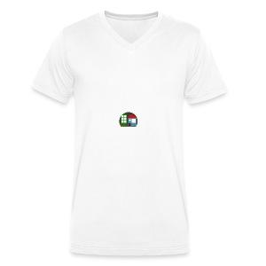 Beertje - Mannen bio T-shirt met V-hals van Stanley & Stella