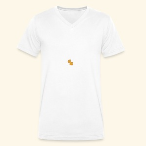 George Murphy Design - Men's Organic V-Neck T-Shirt by Stanley & Stella